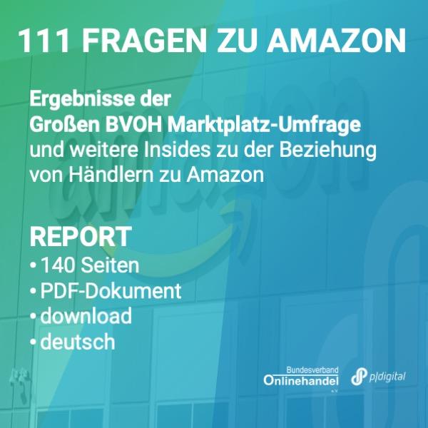 Report 111 Fragen zu Amazon 140 de