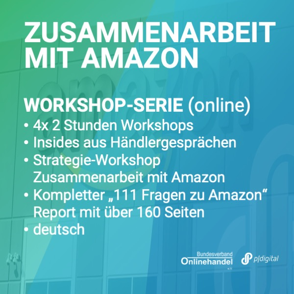 Workshop Zusammenarbeit Amazon de